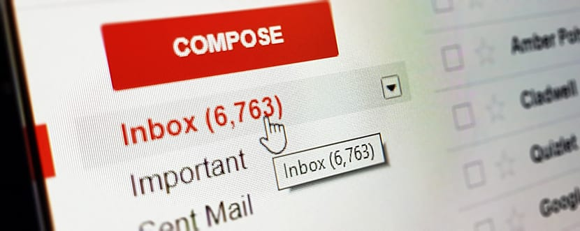 usando gmail