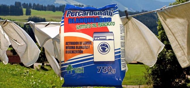 percarbonato de sodio Mercadona