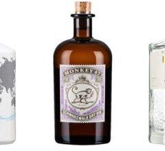 mejores ginebras premium para gin tonic 2019